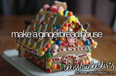 14 Gingerbread Houses We Wish We Could Live In More