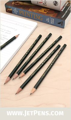 The Uni Mitsubishi 9800 Pencils feature matured micro graphite lead that is smooth and dense, great for drafting work or general writing.
