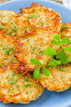 Weight Watchers Baked Potato Latkes Recipe - Only 6 Ingredients and Ready in 35 Minutes - 3 WW Points