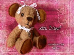 Bisquit the brown bear