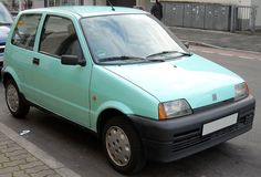 Fiat Cinquecento - 1991 - Pin X Cars Fiat 500 Pop, Fiat 126, Fiat Cinquecento, Automobile, Legitimate Online Jobs, City Car, First Car, Small Cars, Vehicles