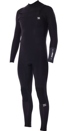 Billabong Revolution Wetsuit Men's 403 4/3mm Chest Zip Wetsuit The Billabong Revolution wetsuit is one of the greenest (Eco friendly) wetsuits on the market! The Revolution 4/3mm chest zip wetsuit uses the light weight and flexible AX2 neoprene plus...