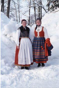 Norges mest populære bunader   BA