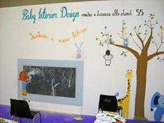 Decorazioni fatte a mano per camere bambini