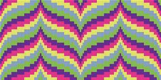 Free cross stitch pattern - 144. Big pattern for really advanced embroiderer