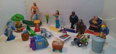 Cake Topper lot McDonalds Happy Meal Kids Disney  | Toys & Hobbies, TV, Movie & Character Toys, Disney | eBay!