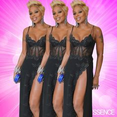 Mary J. Blige Delivers Super Sleek Style On The 2017 Met Gala Red Carpet | ESSENCE.COM