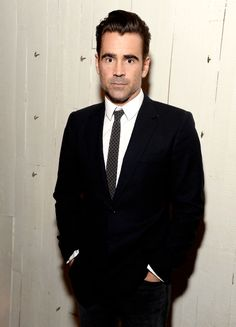 """colinfarrellsource: """"Colin Farrell attends The Irish Film Board and IDA celebrating the success of Irish cinema at Laurel Hardware on February 24, 2016 in West Hollywood, California. """""""