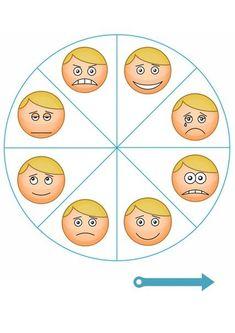 Emotions Preschool, Body Preschool, Feelings Activities, Preschool Learning, Educational Activities, Preschool Crafts, Preschool Activities, Teaching Kids, Les Sentiments