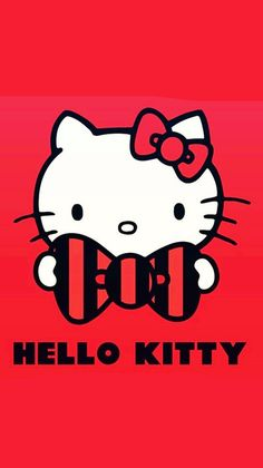 14 Best Hello Kitty In Red Images Hello Kitty Wallpaper Walpaper