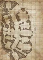 Temple map for dungeons and dragons by ~Insagnia on deviantART