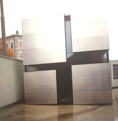 Box Home: Architect - Rintala Eggertsson Architects. Location - Olsa, Norway. Size - 19m.