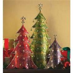 Christmas Tree Designs Ideas - Bing images