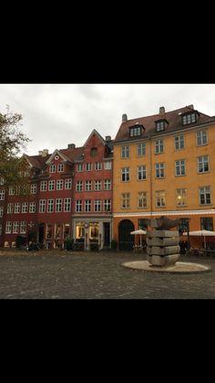 Gråbrødre Square, Copenhagen, Denmark