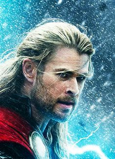 Thor: The Dark World. It only took Marvel 3 movies to get Thor's hair right :) third time's a charm