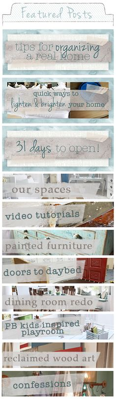 ANNIE SLOAN CHALK PAINT | CHALK PAINT | CHALK PAINT COLORS | PAINTED FURNITURE | | Perfectly Imperfect Blog