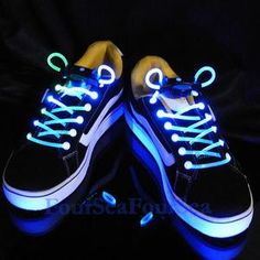 It s no where near the holidays but these shoes look so cool I had to pin  them. 22 unique novelty gifts for Christmas.including these light-up LED  shoe ... 8bf668ed618