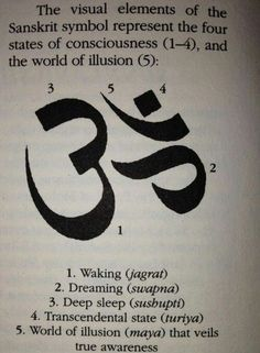 •••be aware••• Om is not some cool tattoo, it's a powerful symbol and a vibration. It is the sound of the universe.