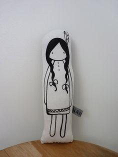 Poupée Nancy ♥ Naked lunge | Dans un petit village ♥