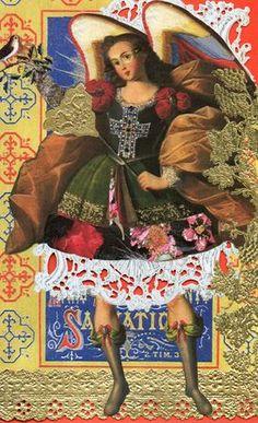 Anges Baroques, Christian Lacroix