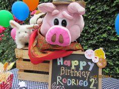 rec & rewind: El cumpleaños de granja mas espectacular
