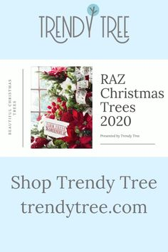 Sneak peek at the decorated Christmas trees from RAZ 2020. To see the blog post with more information, just visit the Trendy Tree blog. Indoor Christmas Decorations, Christmas Tree Toppers, Christmas Tree Ornaments, Christmas Wreaths, Diy Christmas, Christmas Tree Inspiration, Halloween Deco Mesh, Tree Shop, Trendy Tree