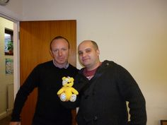Motspur Park Roofing support the Paul Strank Roofing Photothon with Pudsey! #cin #photothon #pudsey