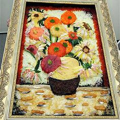 Van Gogh in sushi!!