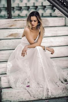 Flora & Lane | Wedding Dress Collection | Bridal Musings Wedding Blog