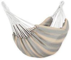 classic accessories montlake 6 foot 9 inch brazilian hammock in grey bliss hammocks brazilian hammock with drawstring carry bag      rh   pinterest
