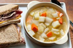 Seven-Vegetable Soup