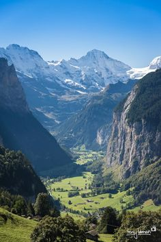 Jungfrau Region Switzerland - A glorious autumn day in the Swiss Alps (2013)