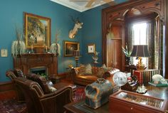 Victorian Restoration Interiors | Victorian Restoration