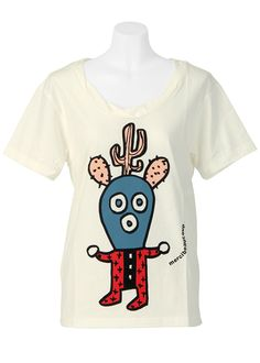 mercibeaucoup kachina tea T shirt  http://www.hmr.jp/products/detail.php?product_id=8978