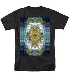 bogomil Variations T-Shirt featuring the digital art Bogomil Variation 14 - Otto Rapp And Michael Wolik by Otto Rapp My Design, Digital Art, My Style, Mens Tops, T Shirt, Fashion Design, Tee, Tee Shirt
