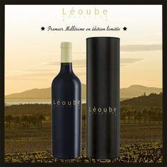 Léoube Collector 2011, premier millésime en édition limitée. Grand vin rouge de France issu de l'agriculture biologique.