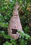 How to weave a nest basket for birds