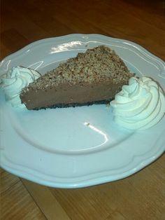 Nuttella cheesecake