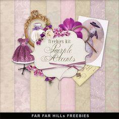 Far Far Hill: Kit gratuito