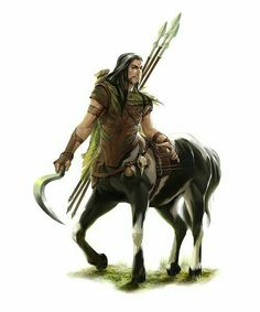 Tagged with art, fantasy, dungeons and dragons, centaurs, various quadrapedal humanoids; A Drove of Centaurs (and other Taur-ic Creatures) Fantasy Races, Fantasy Warrior, Fantasy Rpg, Medieval Fantasy, Fantasy World, D D Characters, Fantasy Characters, Fantasy Creatures, Mythical Creatures