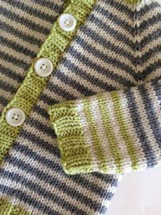 Basic Raglan Baby Cardigan Sweater