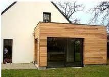 """Résultat de recherche d'images pour """"extension bois sur maison ancienne"""""""