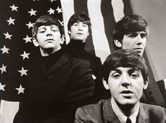 Beatles, American Flag - 2004