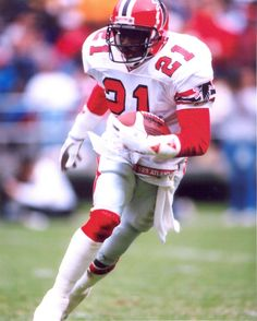 Deion Sanders my favorite player of all time