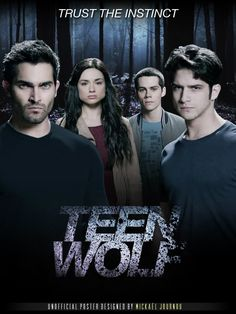 TEEN WOLF!! (the only thing MTV has done right!)