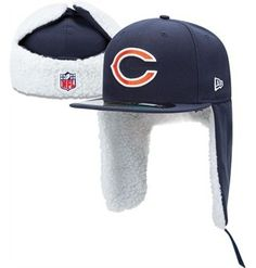 59FIFTY Dogear Sideline Hat http   store.chicagobears.com 59FIFTY- 07d96e98ae83