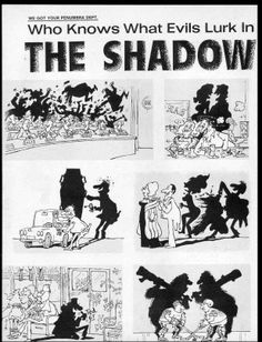 The Shadow Knows! 07