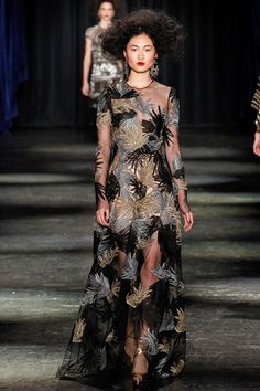 Naeem Khan - Collections Fall Winter 2016-17 - Shows - Vogue.it