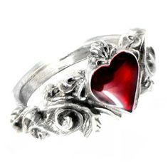 Alchemy Gothic Betrothal Ring