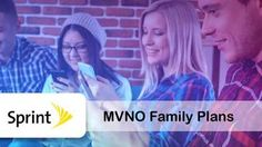Best Sprint MVNO Family Plans & Price Compared
